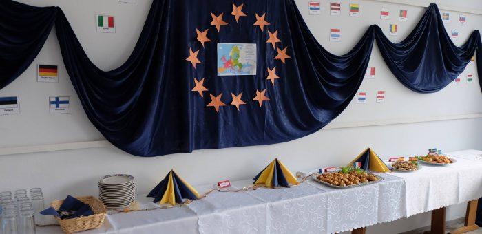 Europatag an der Mittelschule Bruck