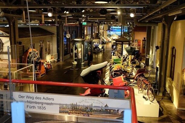Museum Industriekultur in Nürnberg