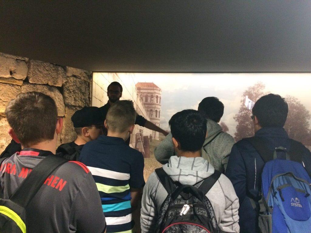 Klasse 7R: Regensburg entdecken