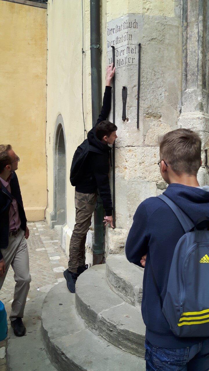 Führung durch das Römische Regensburg