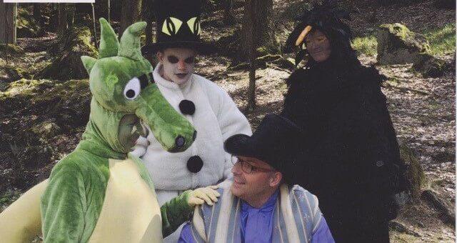 Fahrt zum Musical in Furth im Wald