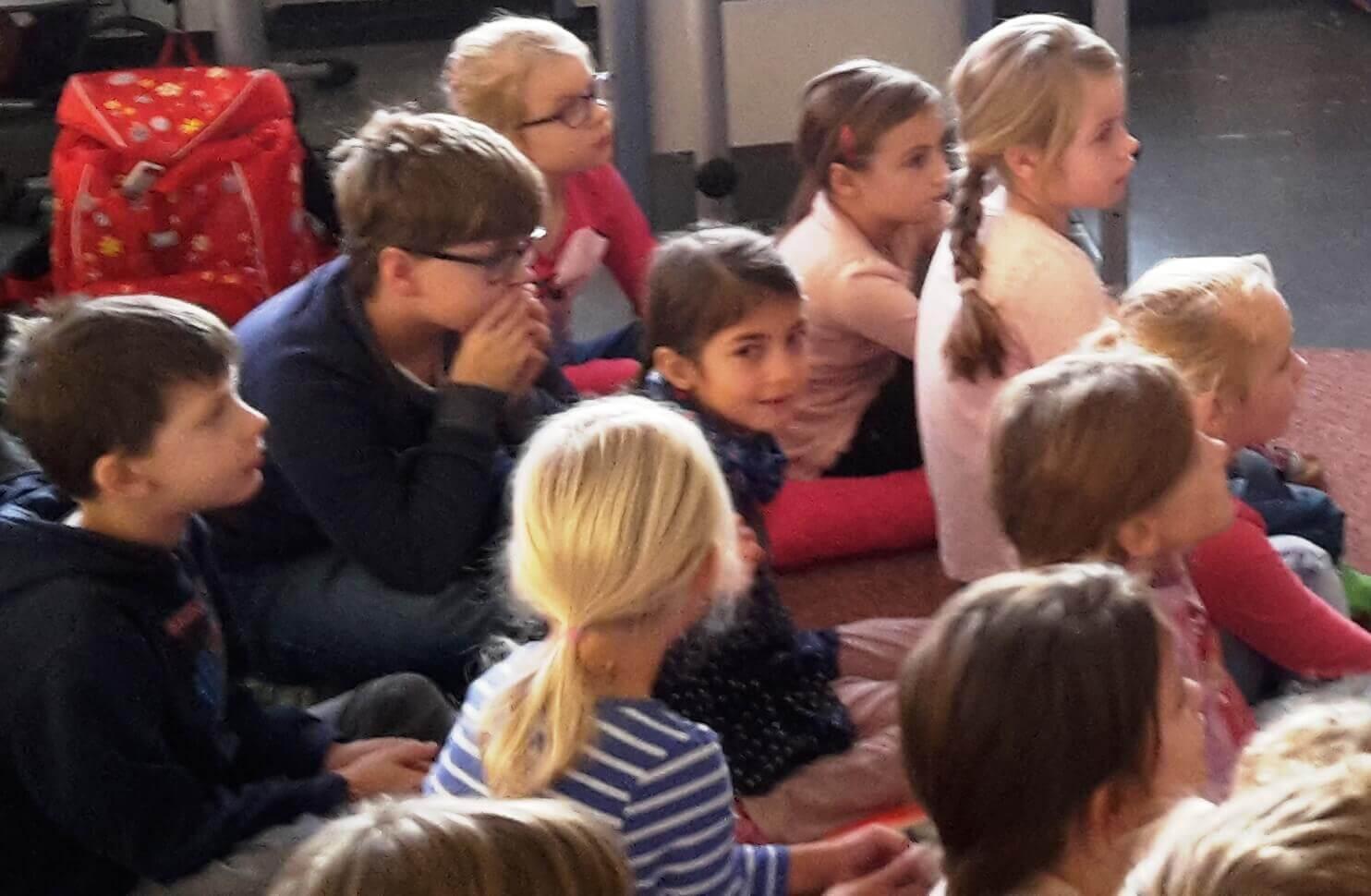 Vorlesetag an der Grundschule